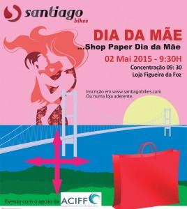 Panfleto Dia Da Mãe - Shop Paper 2015